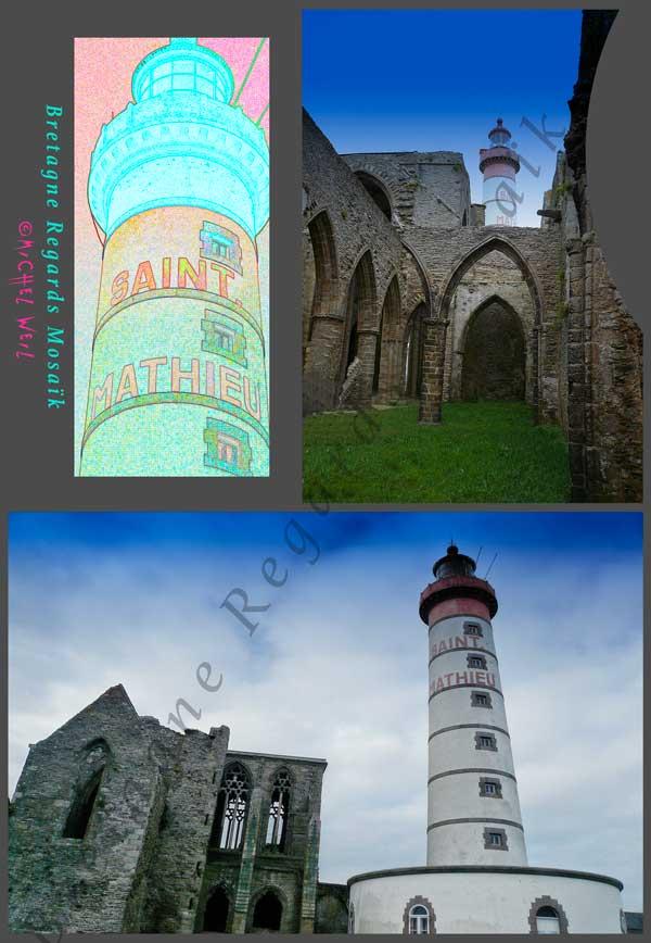 Le phare de Saint Mathieu