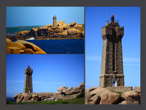 Le phare de Ploumanach