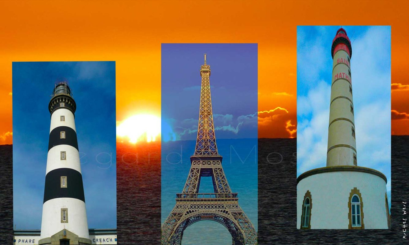 Les phares et la tour