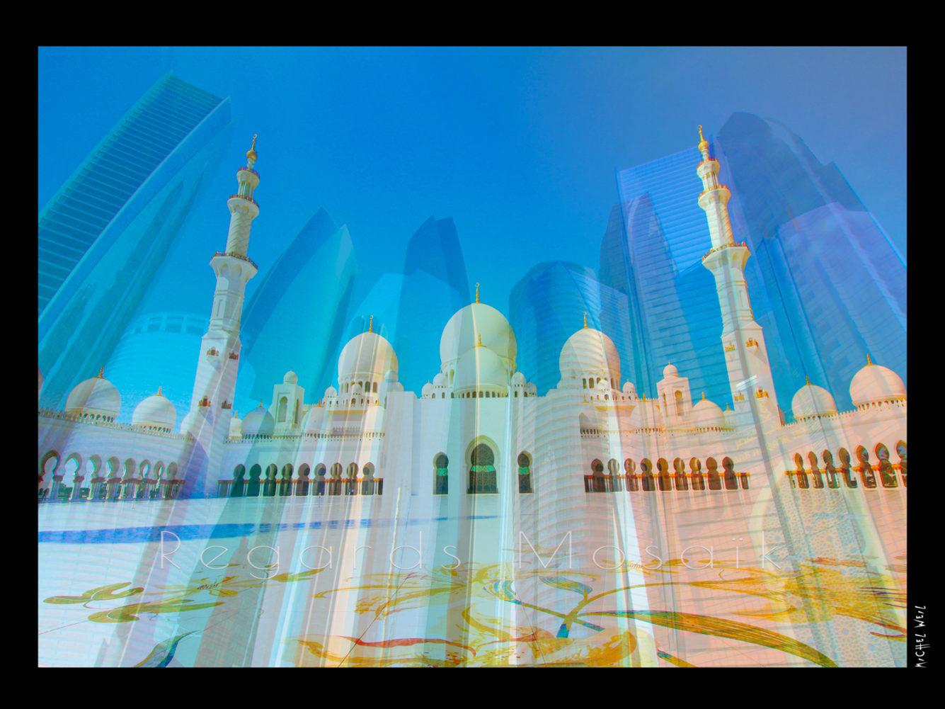 Contrastes in Abu Dhabi