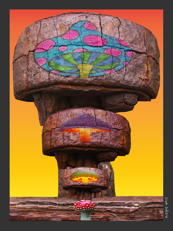 Mushroom Totem