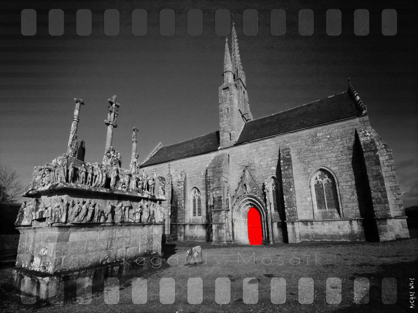La chapelle de Tronoën