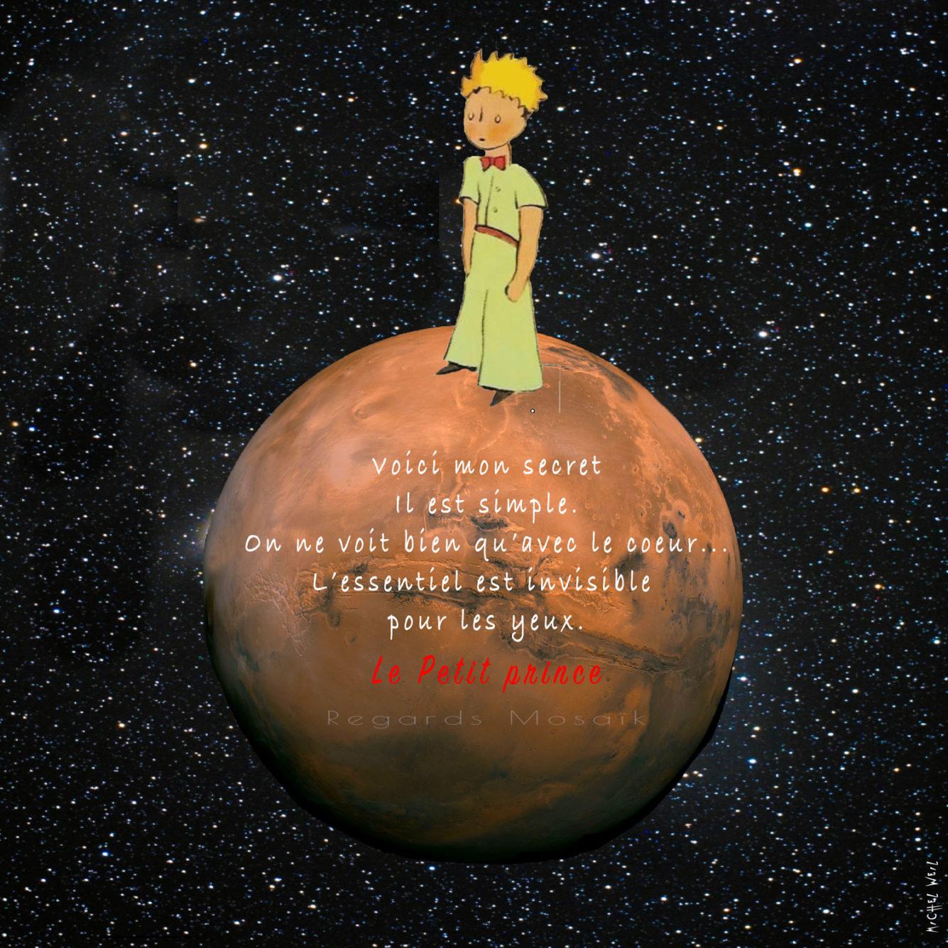 Le Petit Prince a dit…